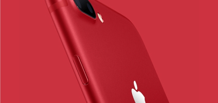 iphone 7 red imania varese