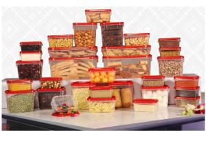 All Time Red Polka 31-piece Storage Set