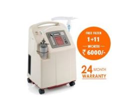 Healthgenie Oxygen Concentrator 7F-5