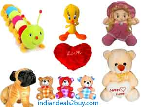 Toys & Soft toys Upto 80% Off