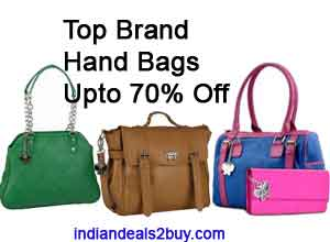 Hand Bags Upto 70% OFF