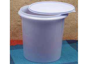 Tupperware Giant Canister