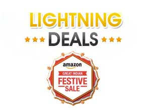Amazon Great Indian Festive Sale  | 21 to 24th September