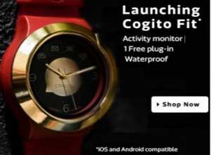 COGITO Fit Smartwatch