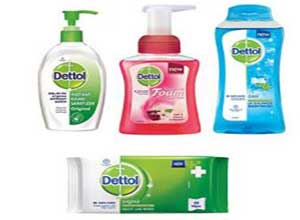 Dettol Hygiene Combo Pack at Best Price