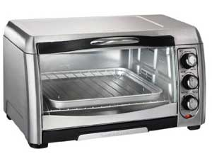 Hamilton Beach 31333-IN Stainless Convection Toaster Oven At Rs.5295