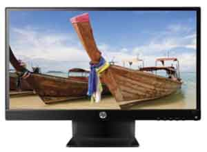 HP 23 inch LED Backlit LCD 23vx Monitor