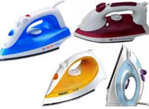Philips & Bajaj Steam Irons Upto 40% OFF