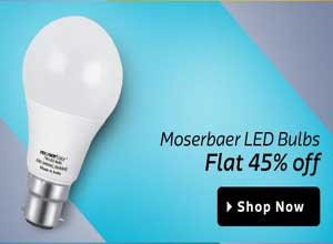 Moserbaer LED Bulbs