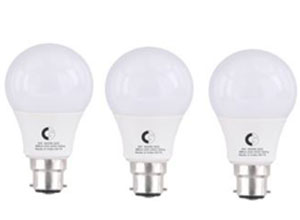 Crompton 9W Pack Of 3 Cool Day LED Bulb