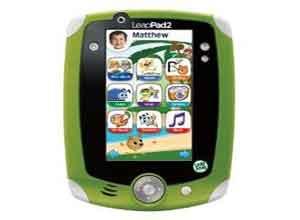 LeapFrog LeapPad 2 Explorer Hardware, Green
