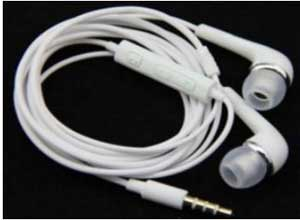 Samsung Sony HTC Universal 3.5mm Jack Handsfree Ear phone