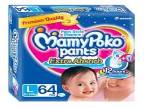 MamyPoko Large Size Pants