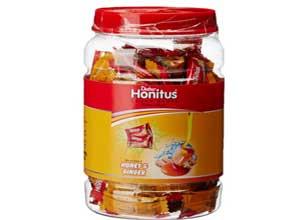Dabur Honitus Cough Drops Jar