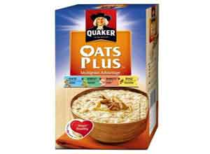 Quaker Oats Plus Multigrain Advantage