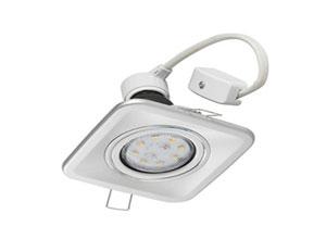 Havells Innova Grid Sq Swivel 4-Watt LED Lamp