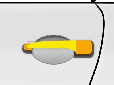 Capture d'écran des étapes décrites dans le paragraphe précédent du tutoriel.
