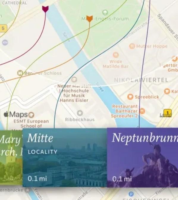 V pour la navigation à défilement Wiki