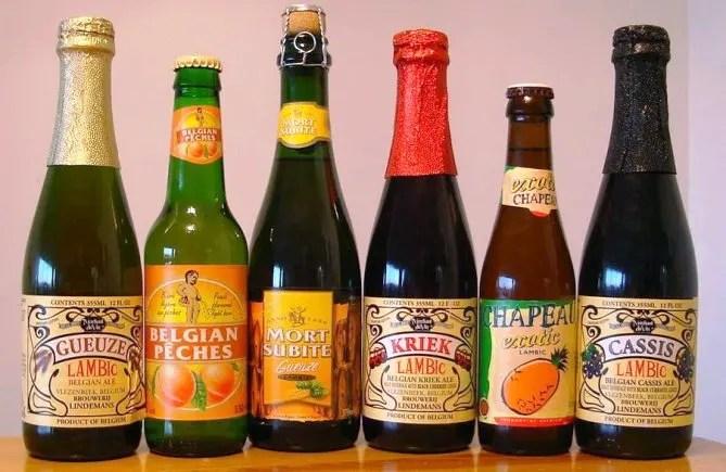 lambics-Belgica-cervezas-el-Portal-del-Chacinado