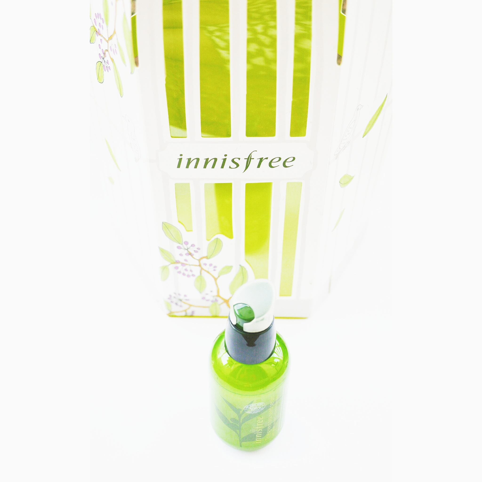 Innisfree Green Tea Seed Serum For Radiance