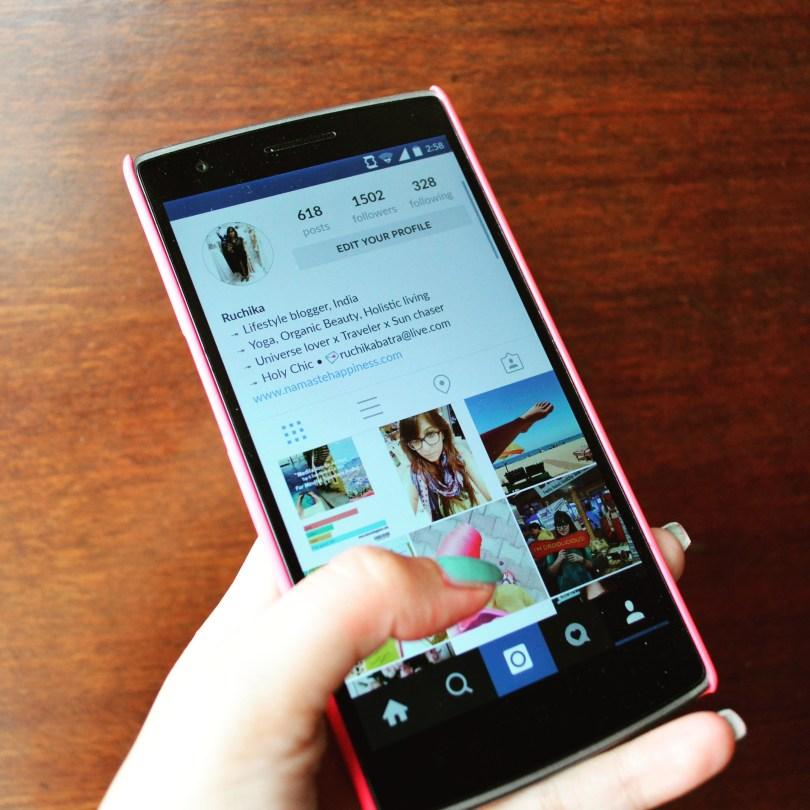 why you hate instagram - lifestyle blogger india, ruchika batra