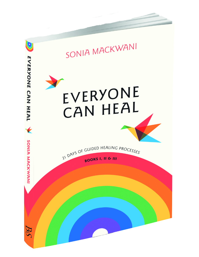 """Everyone Can Heal"" – Author Interview With Sonia Mackwani"