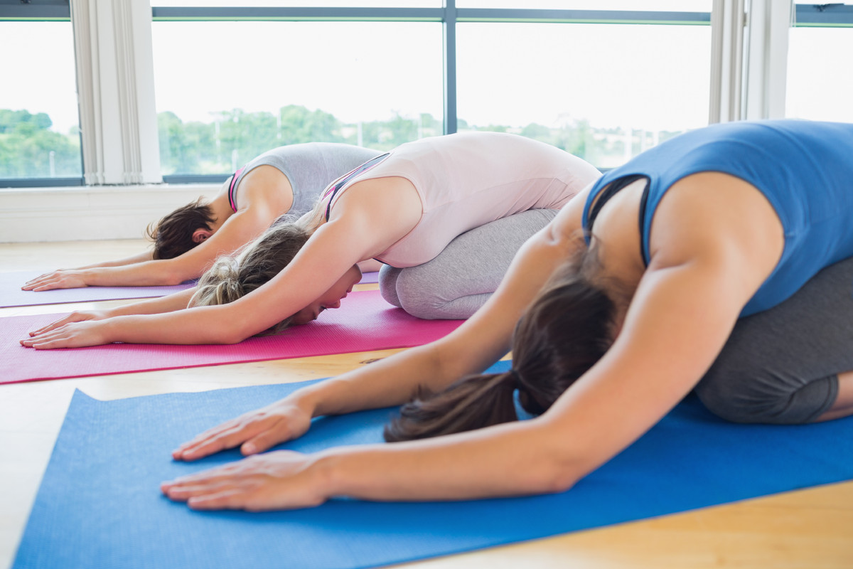 6 Yoga Poses For Good Night Sleep
