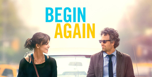 """Begin Again"" Movie - Life Lessons"