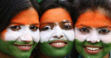 Indian cricket girl