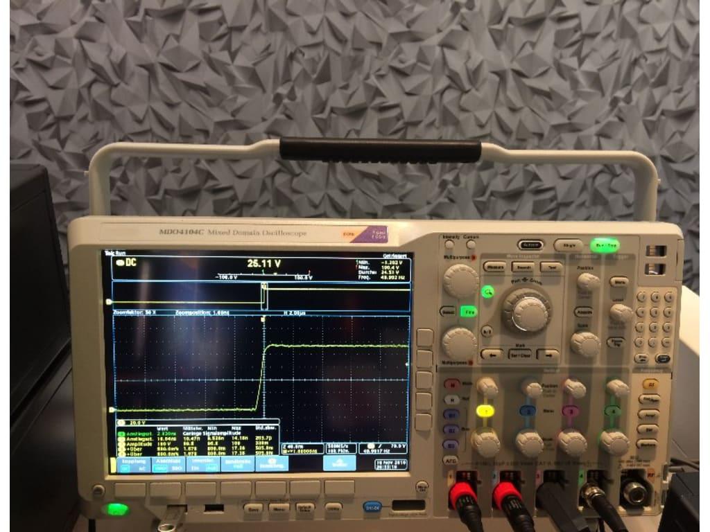 Tektronix Mdo C 4 500 Mhzog Channels 20m Record