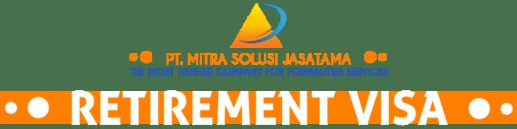 Retirement-Visa Jasa Kitas