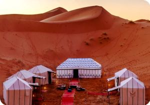 Luxury Desert Camp Merzouga