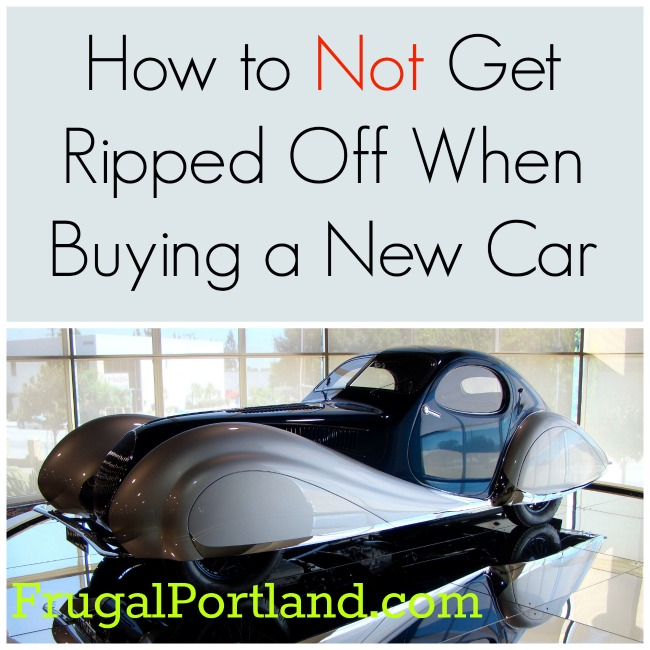 How to Not Get Ripped Off When Buying a New Car