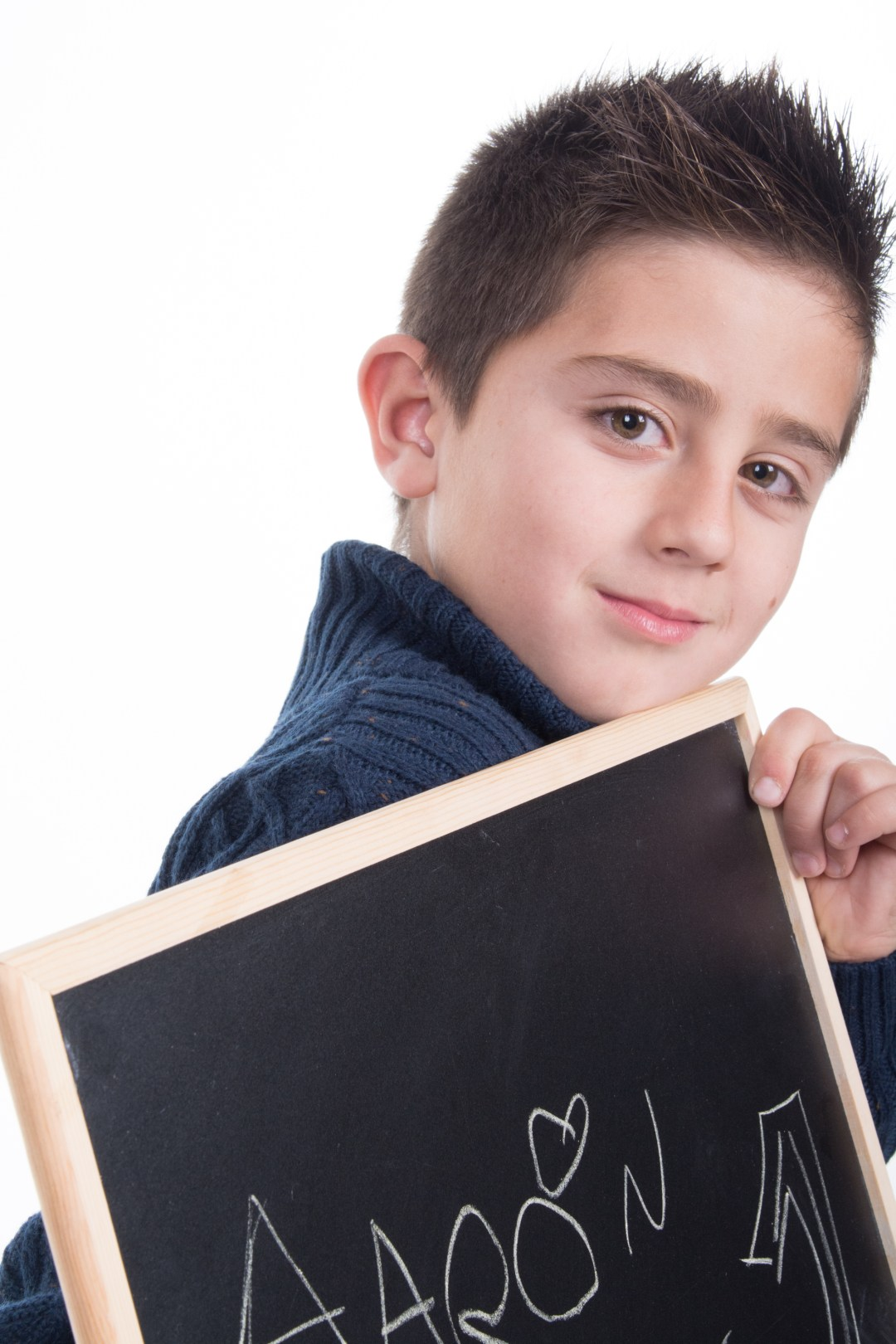 kidsfoto.es Reportaje fotografía infantil AARON