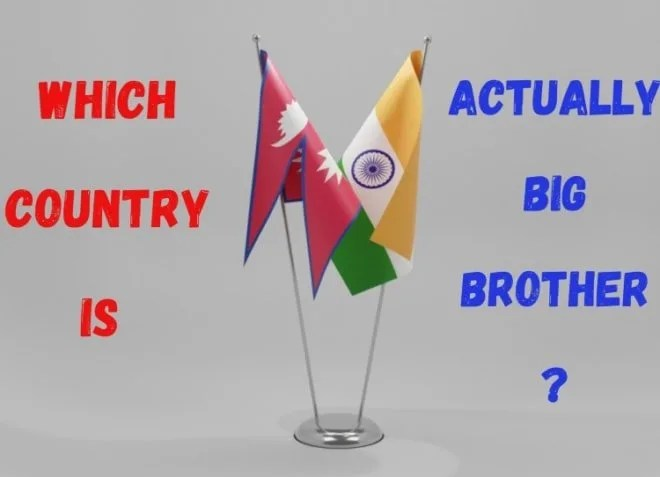 Which Country is actually Big Brother