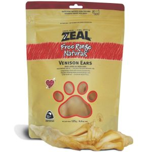 zeal-venison-ears-dog-treats-125g