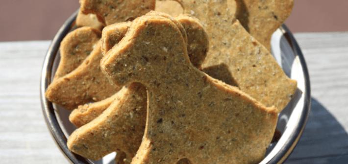 chickpea grain free dog treat