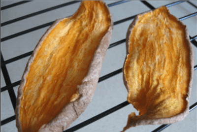 Dried Sweet Potato treats