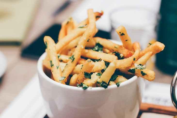 Salty Fries