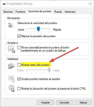 No pierdas nunca de vista tu ratón con esta función de Windows 3