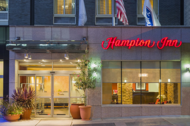 Hampton Inn Manhattantimes Square South Hotel New York