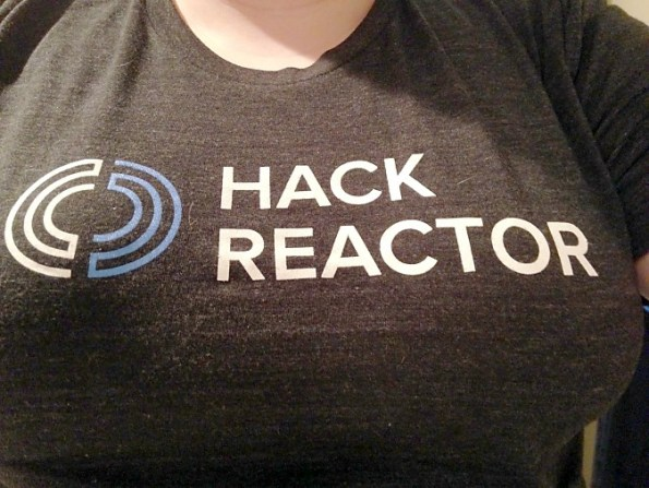 Hack Reactor Tshirt