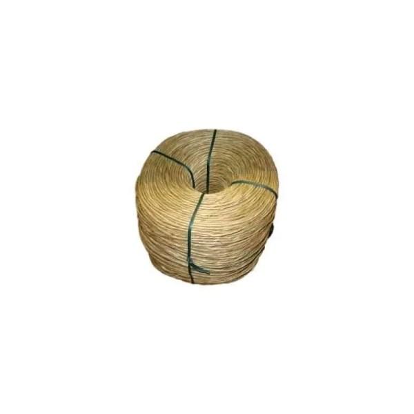 Bobine en paille diamètre 6 à 7 cm rempaillage, 4,5kg