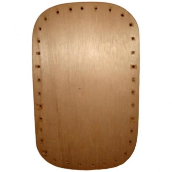 Fond de paniers rectangulaire 20x12 cm