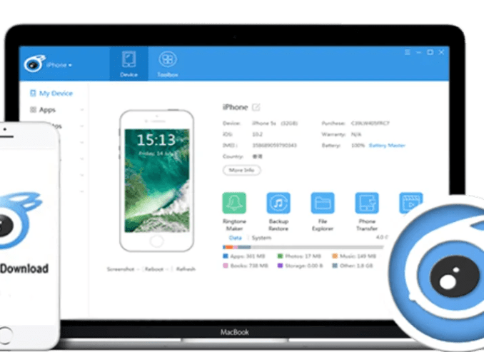 ITools 4.4.3.5 Crack + Serial Key Free Download 2019 - Thinking ...