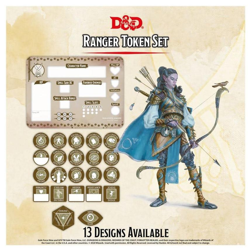 Strahd Gets All Dressed Up For Halloween! D&D: Curse of Strahd Revamped, Premium Figures and New D&D Token Sets Are Now Available at The Wandering Dragon!
