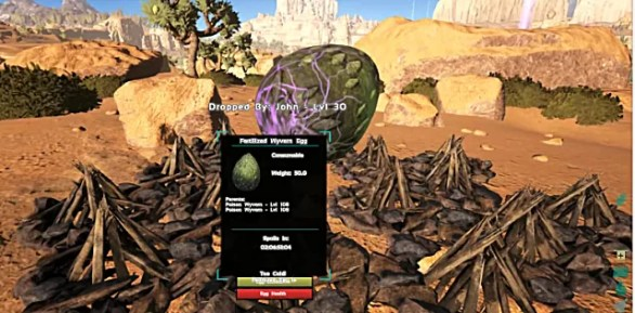 Ark wyvern egg incubation location spwan command and hatching placing an egg on campfire heat malvernweather Gallery