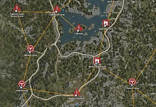 Black Desert Online Map Level