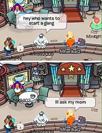 Acepta Y Club Penguin Vuelve Meme By Fortillo Memedroid