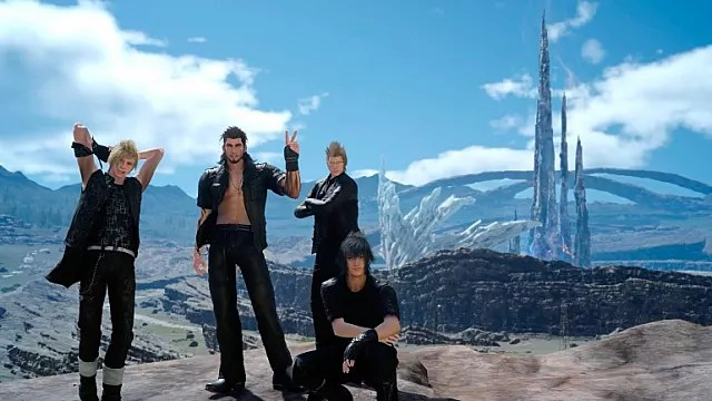 Final Fantasy XV Guide How To Be Overpowered Within The